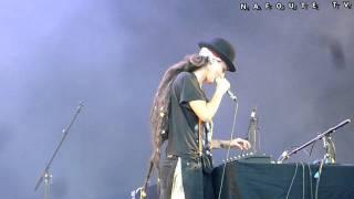 "Cocorosie ""Turn me on"" Live @ Rock en Seine - Paris 2011.08.27"