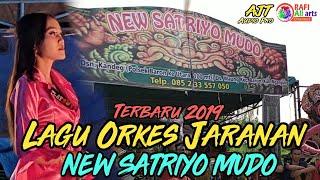 Kumpulan Orkes Jaranan - New Satriyo Mudo TERBARU!! 2019 | Live Ds Sukorejo Perak Jombang