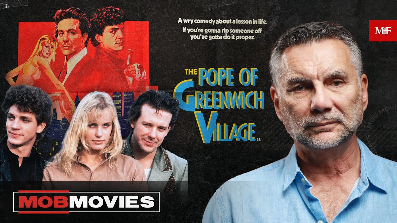 Mob Movie Monday Review: The Pope Of Greenwich Village | Michael Franzese