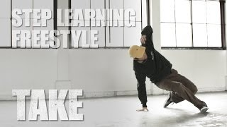 TAKE | FREE STYLE - STEP LEARNING - Dance Tutorials