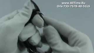 Обзор. Мужские наручные часы Oris 733-7578-40-51LS