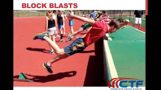 Starting Block Blast Drill