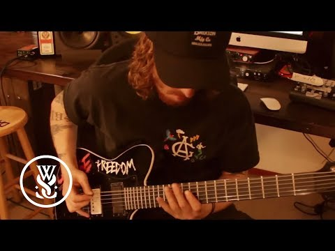 While She Sleeps - Sean's Guitar Run Through Of Civil Isolation