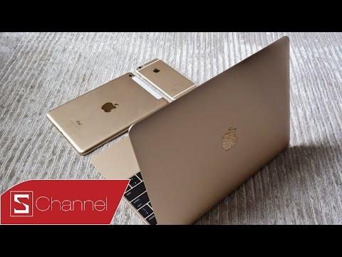 Schannel - Đồ Apple đắt hay rẻ ?