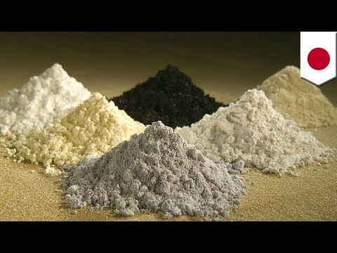 Rare earth mineral treasure trove found near Japanese island  - TomoNews