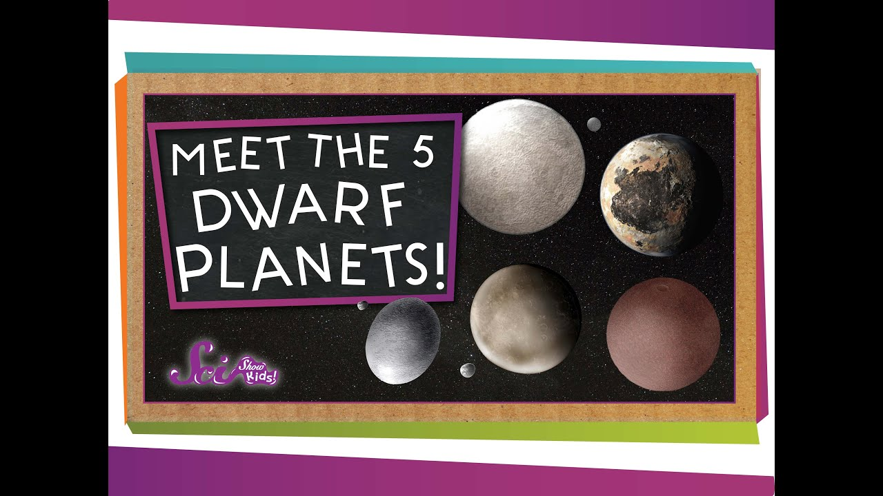 Dwarf Planets  Overview  Planets  NASA Solar System