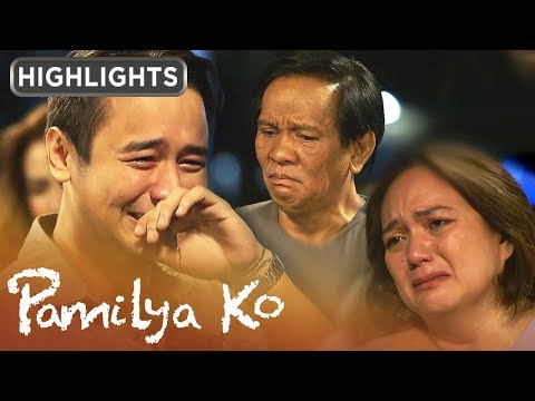 Chico, kinompronta si Luz at Fernan | Pamilya Ko (With Eng Subs)