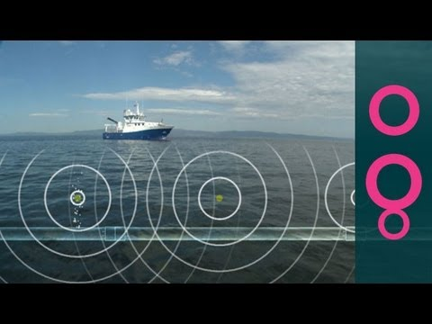 Acoustic Surveillance: Sensing trouble on the sea floor