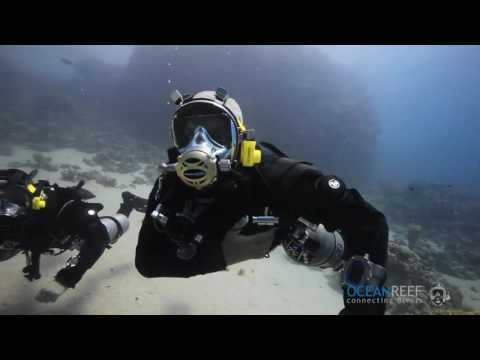 Full Face Mask Diving And Underwater Communications