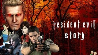 RESIDENT EVIL SAGA STORIA (dal primo capitolo a Resident evil 7)