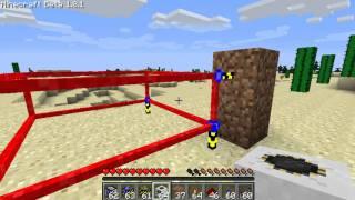Buildcraft Guide 2 - Template Building Tables, Builders , Fillers, Quarries