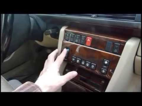 MERCEDES W124 AUTOMATIC CLIMATE CONTROL EXPLAINED - YouTube