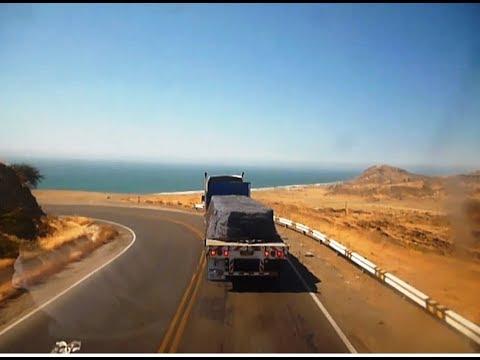 Ruta LIMA - PIURA - TUMBES 2017 (Panamericana Norte 1276 Km - Peru)