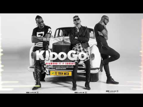 Diamond Platnumz ft P'square KIDOGO (Official Audio)