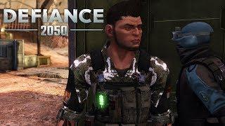 Defiance 2050 German PS4 - Das Chaos Regiert - Lets Play Defiance 2050 PS4 Gameplay Deutsch