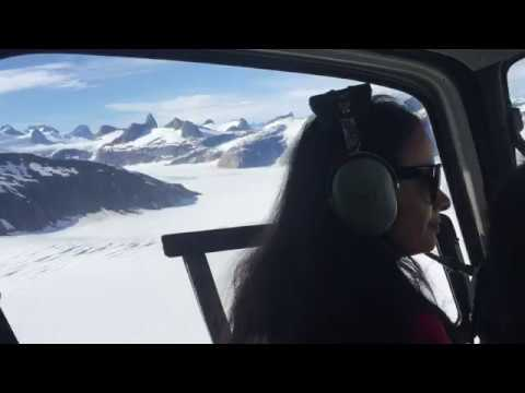 Juneau Icefield By Helicopter