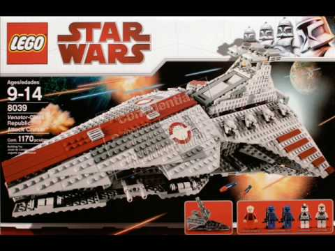 Lego star wars sets 2009 youtube - Bd lego star wars ...