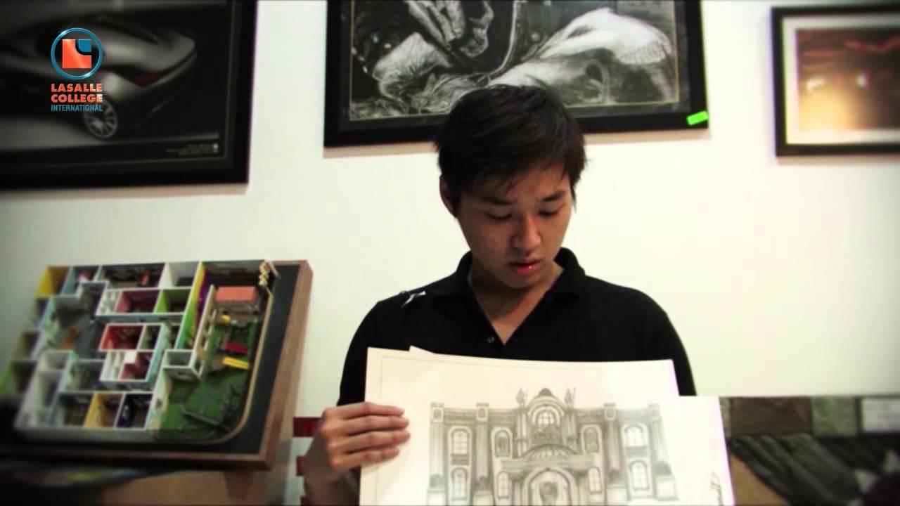 Ricky hartono interior design of lasalle college for Interior design lasalle jakarta
