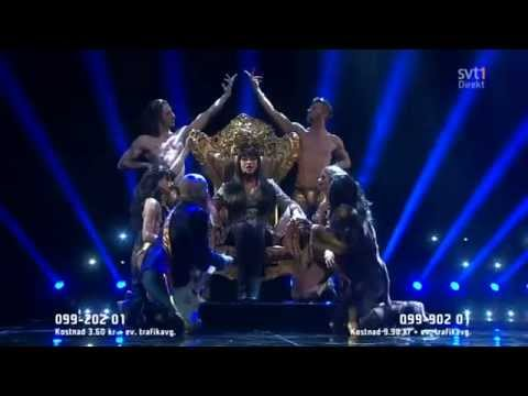 Army Of Lovers - Rockin The Ride - Melodifestivalen 2013 - HD