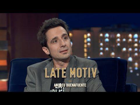 LATE MOTIV - Javier Gallego 'Crudo' | #LateMotiv449