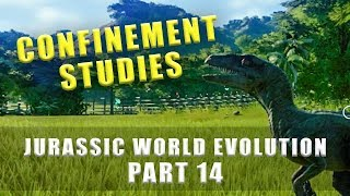 Jurassic World Evolution Confinement Studies - Walkthrough part 14 thumbnail