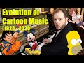 Evolution Of Cartoon Music (1928 - 2020)