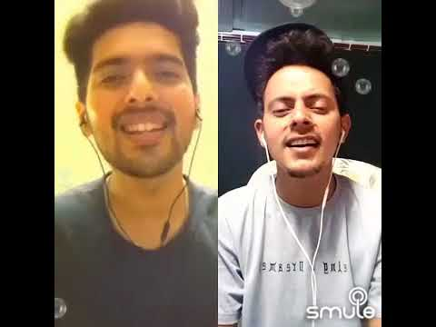 Theher Ja | October | Collab With Armaan Malik | Smule App | Cover | Tarun Kaushal