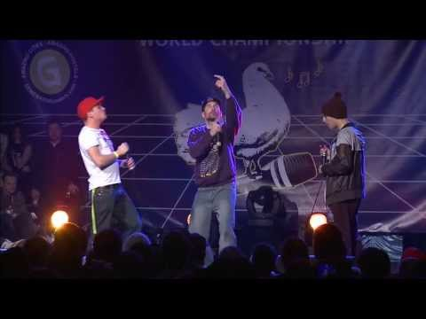 Alem vs BMG - 1/4 Final - 3rd Beatbox Battle World Championship: Watch the quarterfinal between Alem from France vs BMG from France live on stage at the 3rd Beatbox Battle World Championship in Germany #BBB3TV This major music competition took place at the Astra Kulturhaus Berlin in 2012 - Audio mastering by DaSka Records.  BBB³TV = BEAT BOX BATTLE TELEVISION ♪  Battles - Interview - Showcase - Freestyle - Telegram   Home: http://BeatBoxBattle.TV  Profile: http://google.com/+BeatBoxBattleTV   Beatbox Battle® World Championship - Convention Days - Club  Caixa da Batida Bôite à Rythme Bit Boks κτυπήστε το κιβώτιο  Mond Percusie 拍 子 盒 Scatola di Battute 비트박스 коробка удара  敲打箱子 Vocale Percussie صخبا الطرق Biittaus Vocal Percussion  Maultrommel Special FX Sound Mouth Drumming A cappella