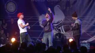 Alem vs BMG - 1/4 Final - 3rd Beatbox Battle World Championship