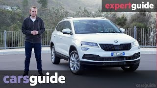 Skoda Karoq 2018 review