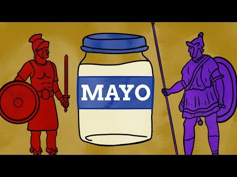 The Ancient War That Named Mayonnaise