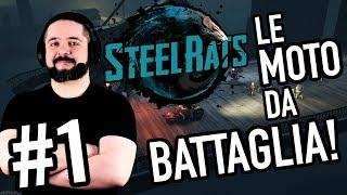 LE MOTO DA BATTAGLIA! ▶▶▶ STEEL RATS Gameplay ITA (Parte #1) - Walkthrough!