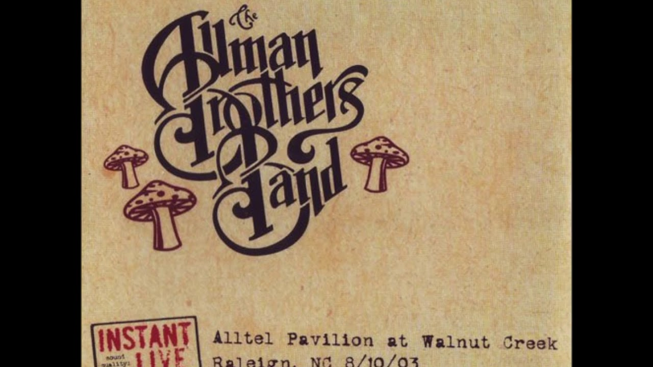 The Allman Brothers Band - Instrumental Illness (Instant Live Alltel  Pavilion, 2003)
