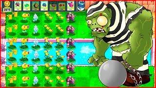 Покемоны го напали на  растение против зомби Pokemon go  plants vs zombie от Фаника 8