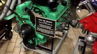 RARE Antique Buick Engines Vintage Buick Motors  V6 V8