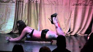 Miss Rachael Rottin   The Pain Proof  AKA  Woman Bed of Nails