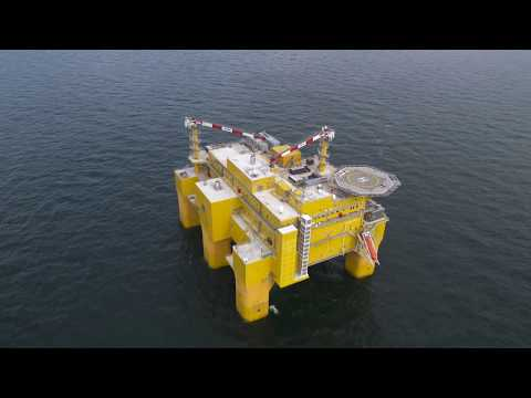 ABB delivers DolWin2 wind connection
