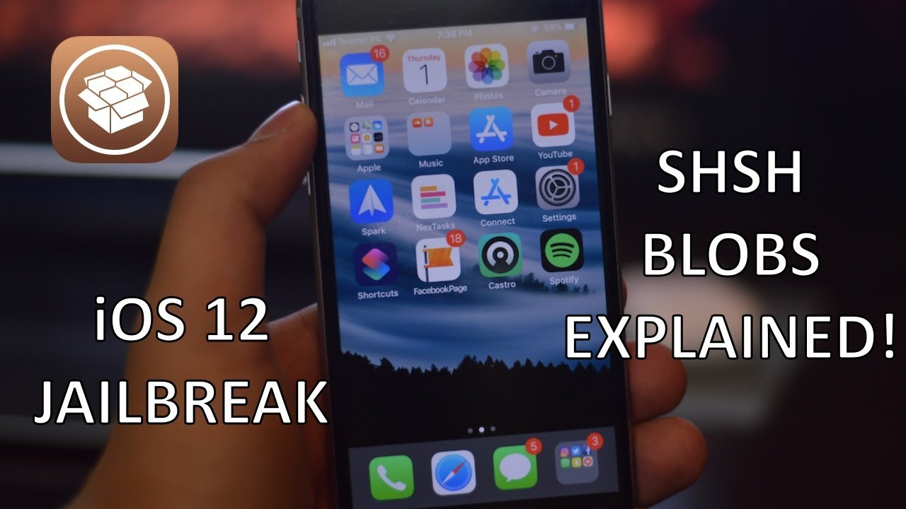 Save Shsh Blobs Ios 12 Jailbreak