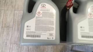 Как отличить оригинальное масло Toyota 5w40 от подделки.(Как отличить оригинальное масло Toyota 5w40 от подделки., 2016-08-13T10:18:45.000Z)