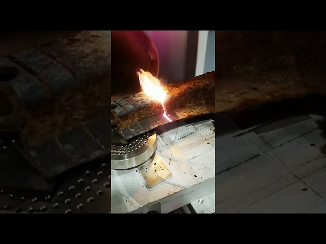 500W laser cleaning heavy rust