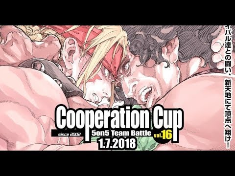 Aris Loves Street Fighter III: Third Strike - Watching Coop Cup 2018 Top 8