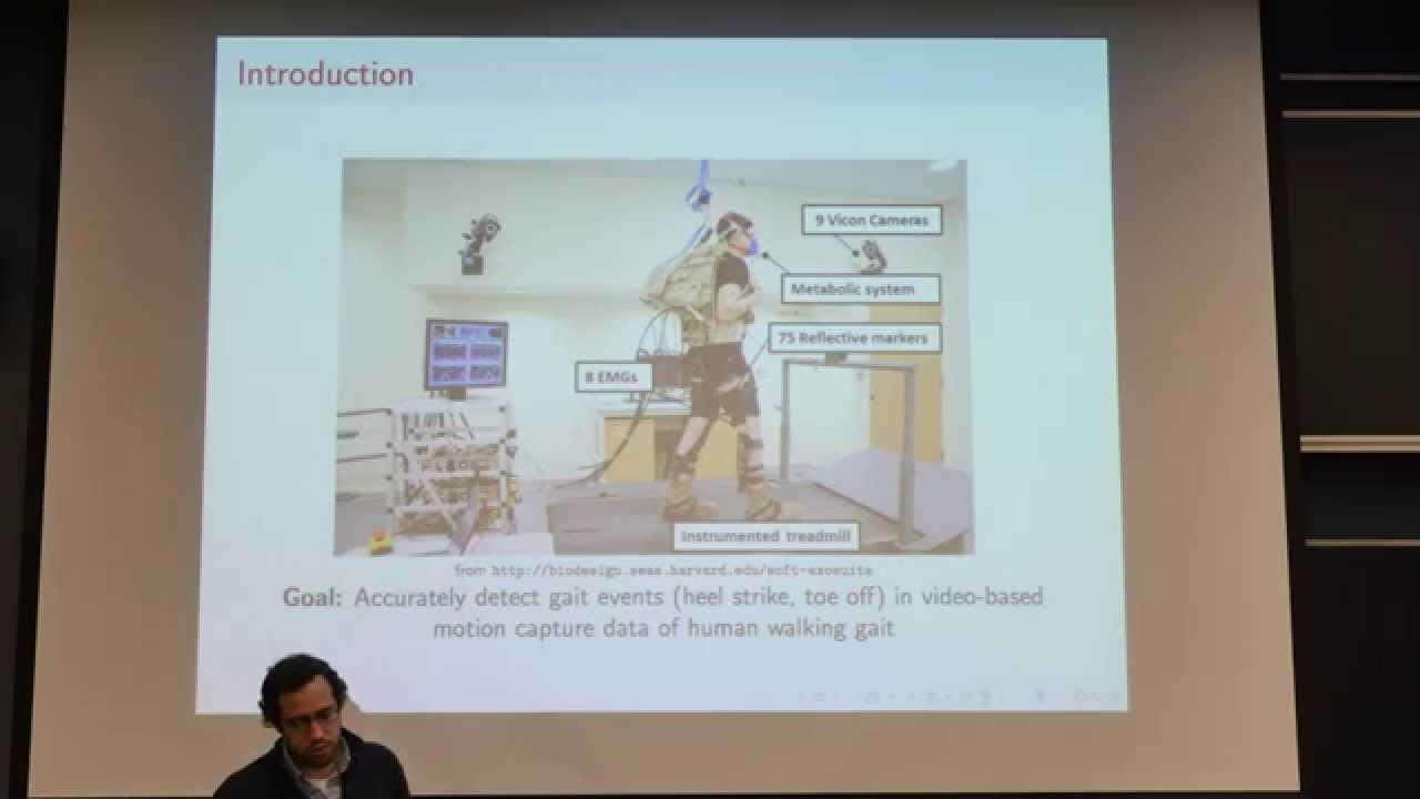 Sequence Labeling for Gait Analysis using LSTM, Pablo Iturralde, Yin Zhong,  Jakob Bauer