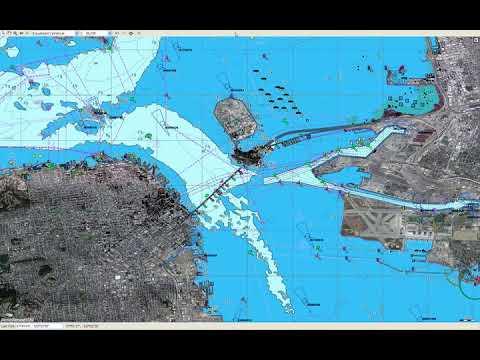 Luciad Maritime Traffic Control