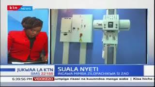 Jukwaa la KTN: Mwanaume mmoja alea waja wazito 10