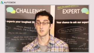 Expert Challenge: Autodesk 3ds Max 2014 - Extension 1 edition