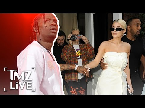 Travis Scott Shouts Out His 'Wife' Kylie Jenner! | TMZ Live