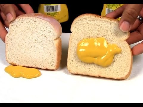 Bread That Hates Mustard