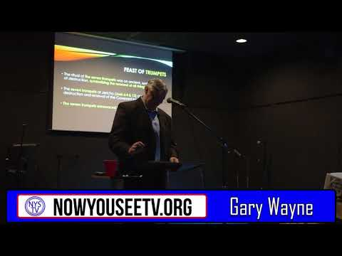 Gary Wayne at Exposing Darkness Prophecy Conference