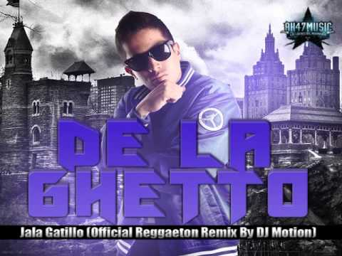 De La Ghetto   Jala Gatillo Official...