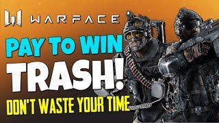 """Warface Review (PS4) -  """"Updated Graphics, Same Pay To Win Trash!""""...Don't Waste Your Time!!! (2018)"""